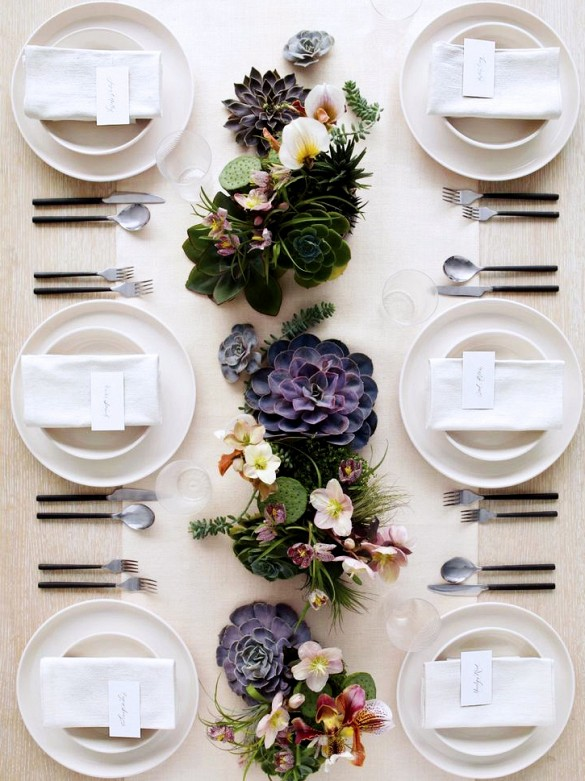 The Modern Fall Table